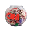 Fish Bowl with Salt Water Taffy - Fish Bowl with Salt Water Taffy.