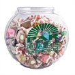 Fish Bowl with Salt Water Taffy - Fish Bowl with Salt Water Taffy