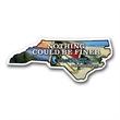 North Carolina State Magnet - North Carolina State Magnet