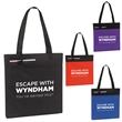 Convention Tote - This tote bag is great for trade shows and conventions.