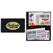 2-Pocket Coupon Cases - 2-pocket coupon cases.