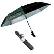 The Silverado Auto Open Compact Umbrella - Auto open compact umbrella, opens automatically with the push of a button.