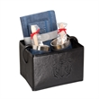 Casablanca™ Journals, Coffee Cups and Hot Chocolate - Gift set featuring two hot chocolate spoons, coffee cups, and journals together in one folding bin