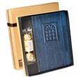 Casablanca™ Journal & Ferrero Rocher® Chocolates Gift Set - Casablanca™ journal and Ferrero Rocher® 3-pack of chocolates in one gift set.