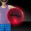 """Red 30"""" LED Inflatable Beach Ball"""