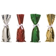 Mylar Wine Bags with Ribbons
