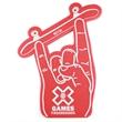 Skateboard Horn Hand