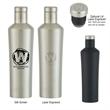 18 oz. Dwindle Stainless Steel Bottle