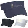 Hit-Dry Mesh Back Visor - Mesh Back Visor.  60% Cotton/40% Polyester.  Pre-Curved Visor.  Sweatband is Woven Water Repellent Polyester.