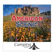 2017 American Scenic Wall Calendar - Stapled