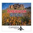2017 American Scenic Wall Calendar - Stapled