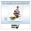 2017 An American Illustrator Wall Calendar - Spiral
