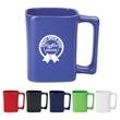 11 oz. Colored Square Mug