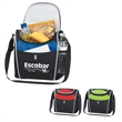 Mesa Lunch Kooler - Mesa Lunch Kooler Bag is made of 600 denier polyester with PEVA lining.