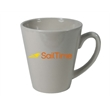 12 oz. Funnel Mug - 12 oz. ceramic mug with sleek funnel shape.