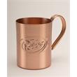 Solid Copper Moscow Mule Mug. 12 oz. - Solid Copper Moscow Mule Mug. 12 oz.
