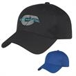 Jersey Mesh Cap - Jersey Mesh Cap.  100% Polyester Jersey Mesh.  6 Panel, Low Profile.  Structured Crown & Pre-Curved Visor.