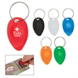 Tear Drop Shape Lottery Scratcher Key Chain - Lottery scratcher key chain.