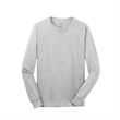 Personalized Port & Company (R) Long Sleeve Cotton T-Shirt