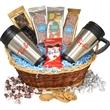 Premium Mug Gift Basket with Caramel Popcorn