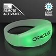 Remote Activated LED Bracelets