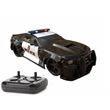 1/18 Scale 2014 Chevy Camaro Police Car Radio Remote Control - 1:18 Scale Radio Control Camaro Full function radio controlled Camaro. Directions of forward, reverse, stop, left and right.