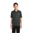 Port Authority Youth Silk Touch Performance Polo. - Port Authority Youth Silk Touch Performance Polo.