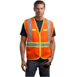 CornerStone - ANSI 107 Class 2 Dual-Color Safety Vest. - CornerStone - ANSI 107 Class 2 Dual-Color Safety Vest.