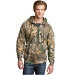 Russell Outdoors Realtree Full-Zip Hooded Sweatshirt. - Russell Outdoors Realtree Full-Zip Hooded Sweatshirt.