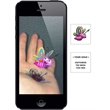 Augmented Reality Tattoos - Butterfly - Augmented Reality Temporary Tattoo: Butterfly