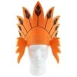 Feather Headdress Hat