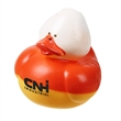 Candy Corn Duck - Scare some fun into your next marketing campaign with these halloween themed rubber ducks!
