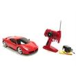 1/12 Scale Ferrari 458 Italia Radio Remote Control 14.5 Inch - Introducing the Licensed Ferrari 458 Italia 1:12 RTR Electric RC Car! If you're a fan of Ferrari's then you need to get yourself t