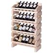 Full Display Rack 24 Bottles- Natural