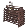 Island Fixture Deluxe 168 Bottles- Stained