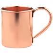 16 oz single wall all copper Kiev Mule - 16 oz. all copper mug with gift box.
