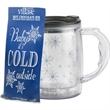 16 oz Britannica plastic mug Gif set w/  Hot Chocolate - 16 oz. double wall mug with hot chocolate.