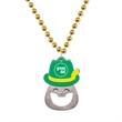Oktoberfest Bottle Opener Medallion Beads