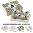 6 Way Signature Cube Collection - Gourmet Decadence - 3 Way Signature Cube Collection - Premium Selection