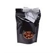 "Small Window Bag / Chocolate Covered Peanuts - 3.5 oz chocolate covered peanuts in small 4"" x 6"" window bag."