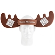 Moose Band Hat - Foam moose band hat. One size fits most.