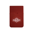 Football Print Silicone Smart Wallet