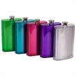 Double Wall Stainless Steel Pocket Flask, 5 oz.