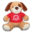 """9"""" Plush Buddies Sitting Dog - 9"""" Plush Buddies Sitting Dog. A great, short haired take on one of the classics!"""