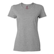 Fruit of the Loom HD Cotton Women's Short Sleeve T-Shirt - Women's  short sleeve t-shirt. 5.0 oz., pre-shrunk 100% cotton. Blank product.