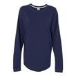 MV Sport Women's Athena French Terry Dolman Sleeve Sweats... - Women's Athena French Terry Dolman Sleeve Sweatshirt