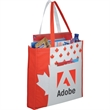 National Flag Non-Woven Convention Tote - National Flag Non-Woven Convention Tote