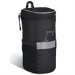 Cooler Tube - Insulated cooler tube nylon pack with zipper closure.