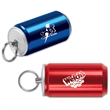 USB Aluminum Can Drive - USB flash memory drive inside a mini aluminum can.