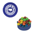 Snap-Top Tin with Chocolate Littles Compare to M&M(r) Candy